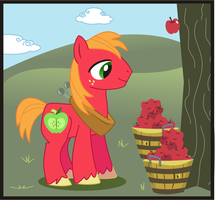 Big Macintosh by Goofycabal
