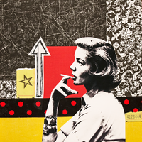 Ms. Bacall by Glenyss