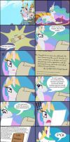 Ponyville again by kalmec