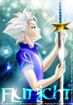 -Tribute to Flutlicht- Hitsugaya by Hylianwolf