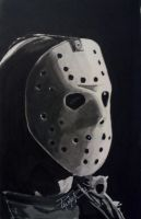 Jason Vorhees by AllenP