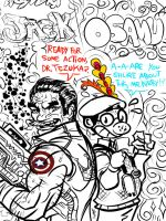 Comic's Finest! by Brunofneves