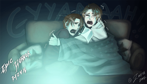 Scary Movie - Animation by Zweri