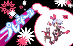 Wallpaper: Disgaea3 Plenair by StarEspeon