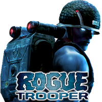 Rogue Trooper Dock Icon by Rich246