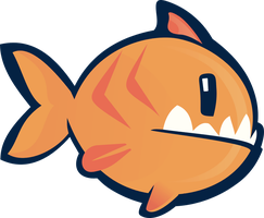 Piranhied Fishi by Kna