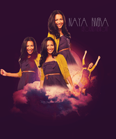 Naya Rivera by weownedthenight