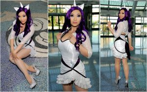 Rarity - My Little Pony by yayacosplay