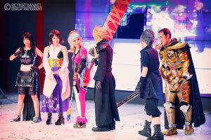 CLAS:H Cosplay Competition4 by ReyNathanael
