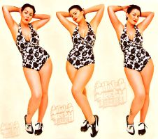 uuuuh... Pin Up by shinesfresh