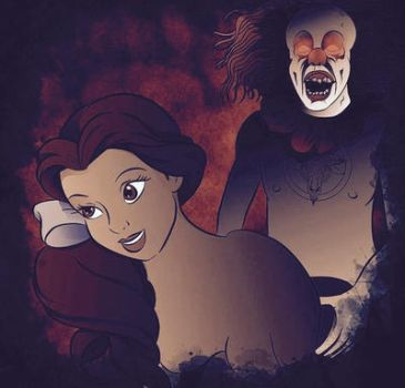Beauty and ... the beast by PistoLeroD