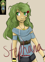 Stephana by SereanaDaisyBuns