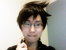 Egbert wig:Test by xTSUNNYx