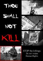 Thou Shall Not Kill by lexislisama