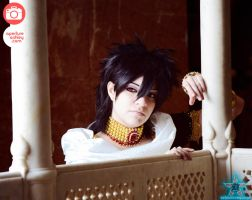 +Judal+ - The  Magician by Velours-Requiem
