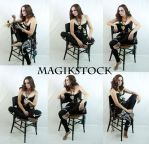 hoodoo set3 by magikstock
