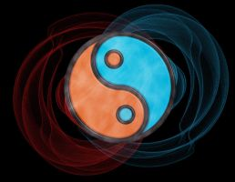 Smokey Yin and Yang by Trustinlies