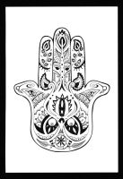 Khamsa by OverTheLazyDog