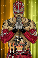 Rey Mysterio Solo by Omega6190