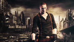 Jake Muller wallpaper by VickyxRedfield
