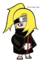Deidara by Lord-Naruto