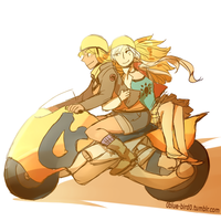 Freezerburn- Ride by Sogequeen2550