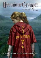 Hermione Granger and The Goblet of Fire by JacieNL