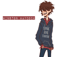 Winston Haycock by arrival-layne