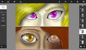 Eyes WIP 2 by Death-the-Girl888