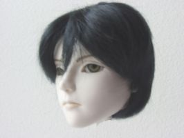 First finished head by dollist