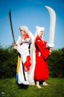 Inu Yasha 8 - brother by Dark-Uke