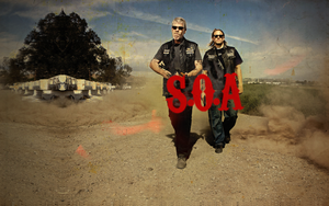 Sons of Anarchy by slkscrn