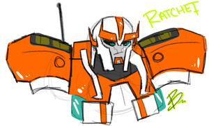TFP Ratchet by Beanie-Buns2
