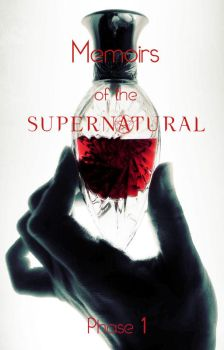 Memoires of the Supernatural Phase 1 cover art by Maryanne007