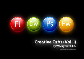 Creative Orbs by wackypixel