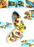 POKEMON SHOES by artsyfartsyness