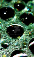 Field of droplets_2 by Mixdown13
