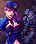 Officer Vi ~ by IronCollapse