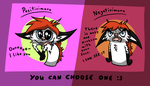 Your choice by AnimaruLunaris
