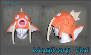 Magikarp Hat by Cristophine