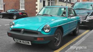 1980 MG MGB GT by The-Transport-Guild