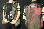 MCR Fun Ghoul shirt and vest by nolightss