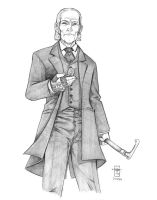 Dr. Victor Alistair Mordenheim III by Everwho