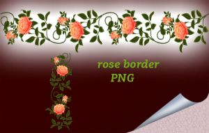 Roses Border by roula33