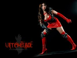Witchblade Desktop 2 by Meagan-Marie