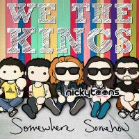 We The Kings - Somewhere Somehow by NickyToons