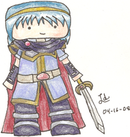 Marth by Lady-ducky
