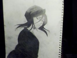 rukia by geowarriors20