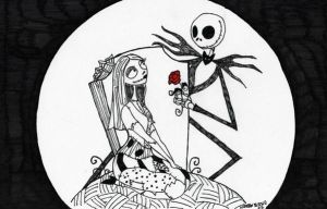 Jack and Sally by Gr8-Houdini