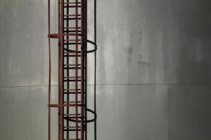 Metal Ladder by Limited-Vision-Stock